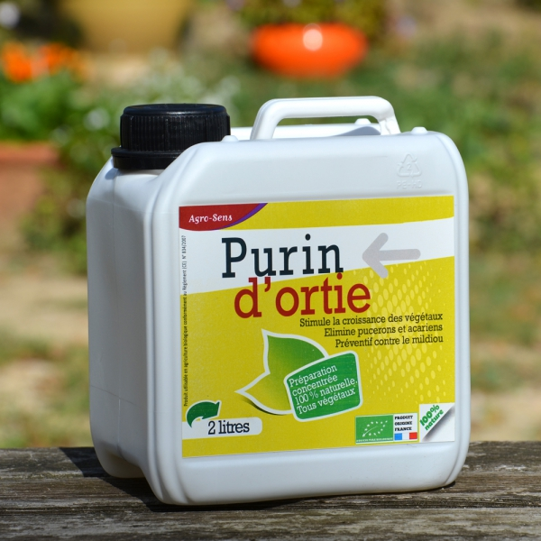 Purin d 39 orties concentr 2 litres - Fabrication purin d ortie ...