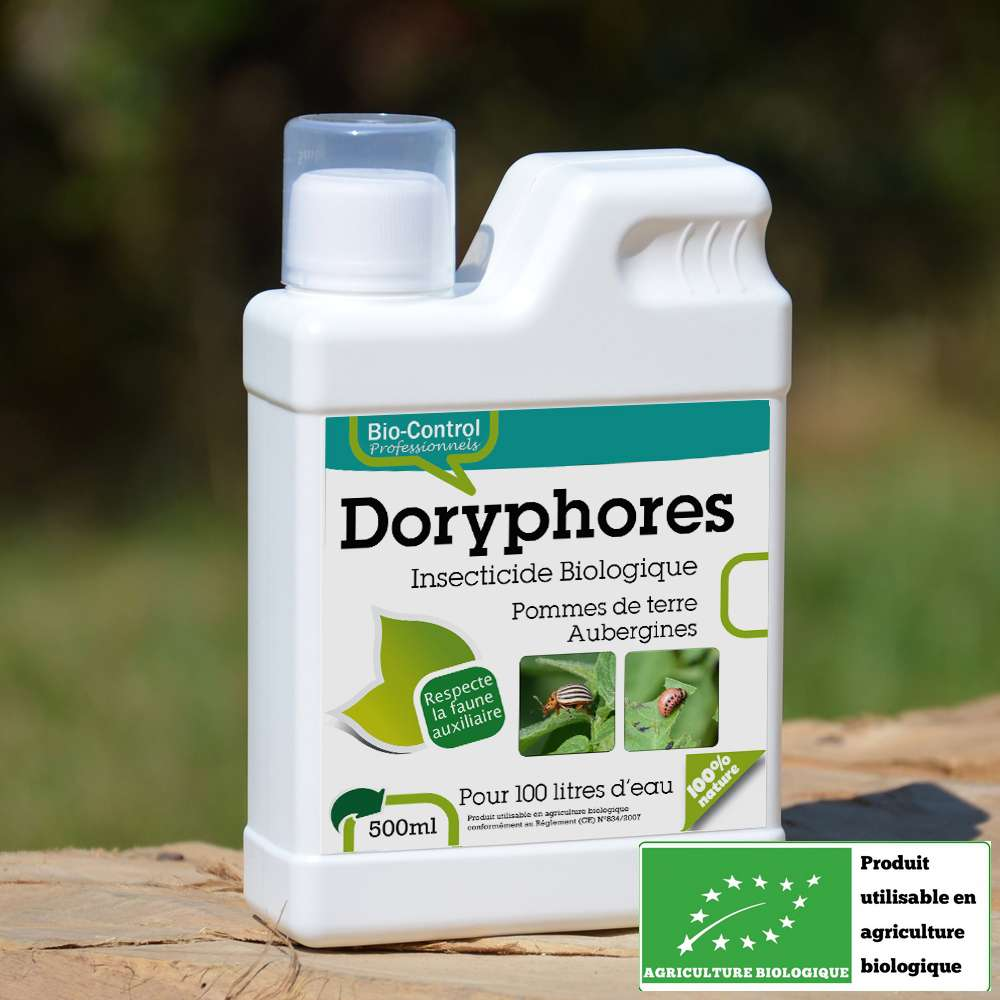 insecticide biologique sp cial doryphores 500 ml. Black Bedroom Furniture Sets. Home Design Ideas