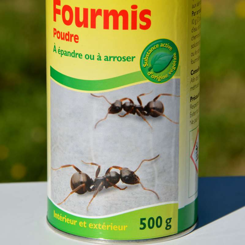 anti fourmis destructeur de fourmili re cologique 500 g. Black Bedroom Furniture Sets. Home Design Ideas
