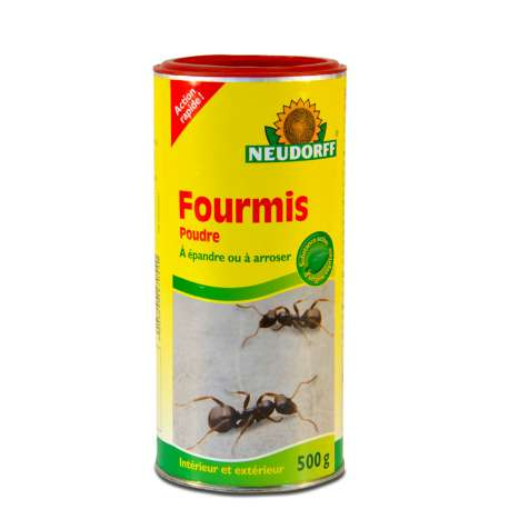 Anti fourmis destructeur de fourmili re cologique 500 g for Anti fourmis dans la maison