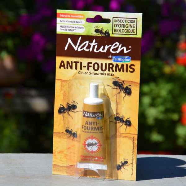 Anti fourmis bio gel 30 g for Anti fourmi naturel maison